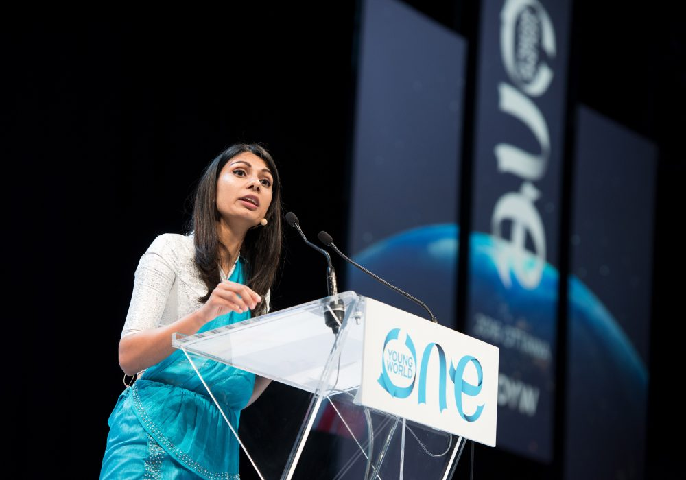 Anoka Speech at OYW